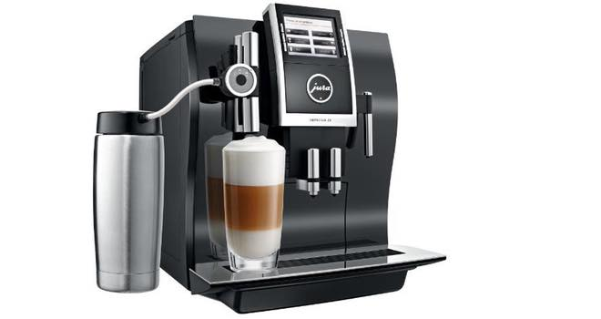 Jura Impressa Z9 One Touch TFT coffee centre