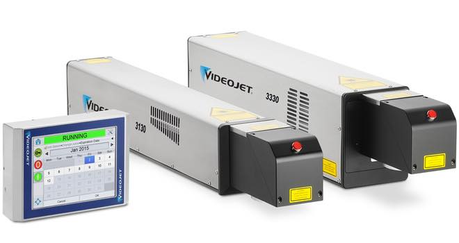 Videojet introduces advanced range of CO2 laser marking systems