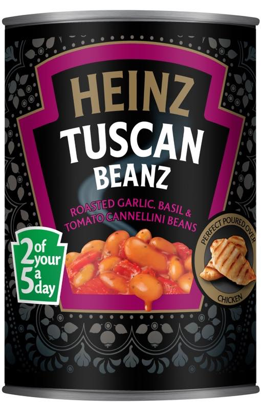New beans and pulses range from Heinz