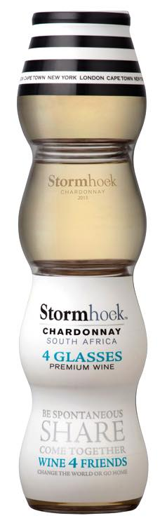 Origin Wine Introduces The Stormhoek Stack To The Uk