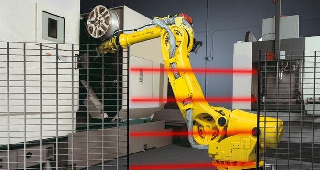 Putting safety first when working with robots