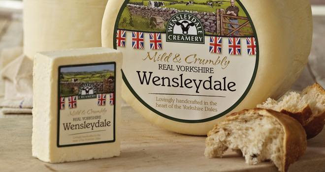 Cheese innovation from Wensleydale – an interview with Sandra Bell