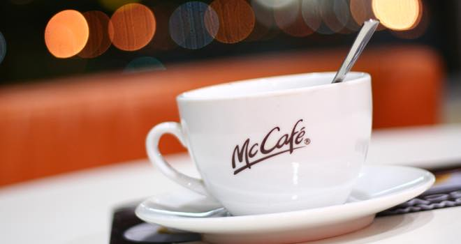 McDonald's and Kraft join forces to expand McCafé brand in the US