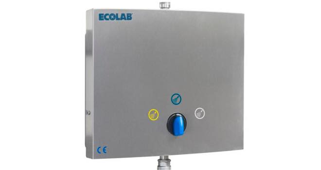 Ecolab Hybrid line uses new foam technology for more efficient cleaning