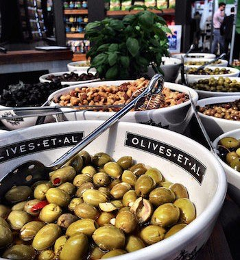 Podcast: Colin Davis from Olives Et Al on the company's move from trays to tubs