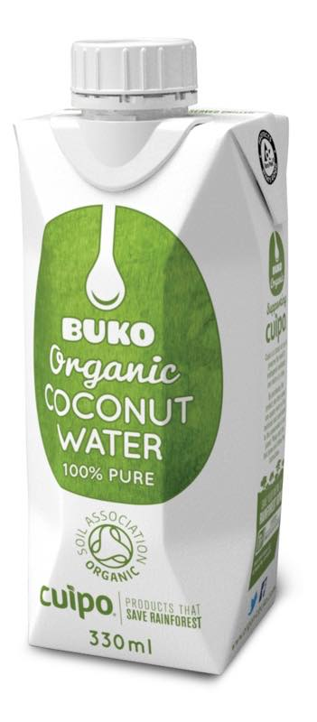 Buko Organic Coconut Water works with Cuipo to help rainforests