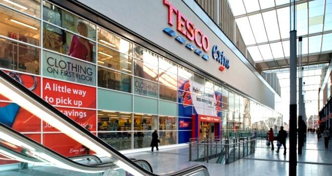 M&S finance officer Alan Stewart to join 'troubled' Tesco two months early