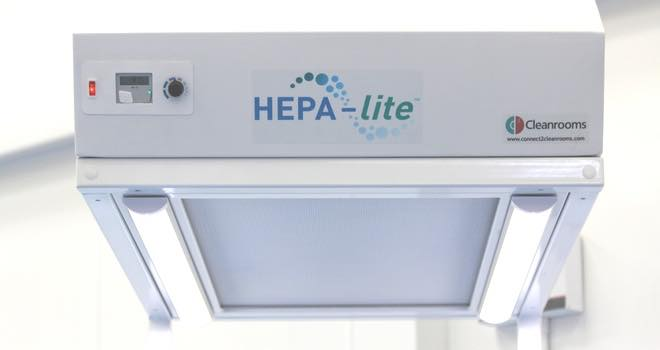 HEPA-lite cleanroom unit to be unveiled at Interplas 2014
