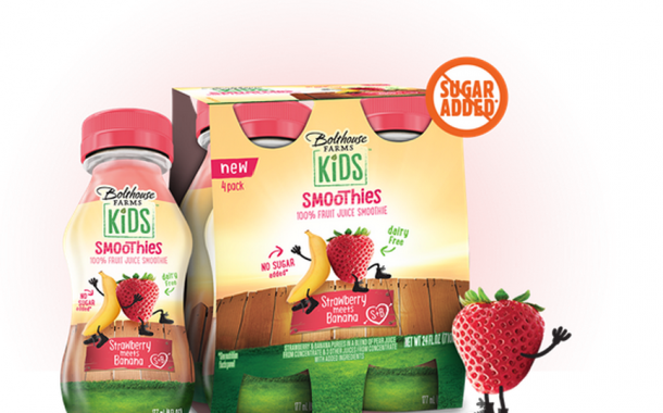 Bolthouse Farms Kids Smoothie drinks