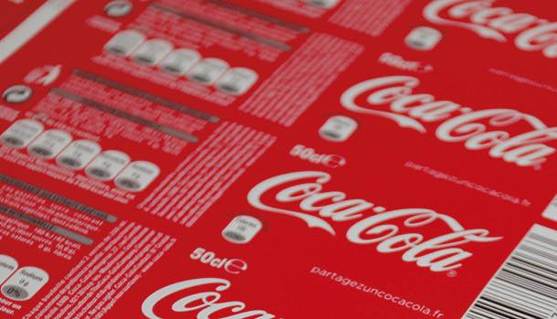 Is Coca-Cola considering making drinks containers containing citrus fibre?