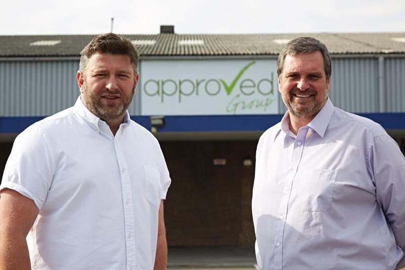 Approved Food expands facilities to meet high demand