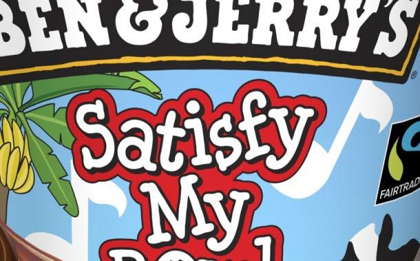 New from Ben & Jerry's in the UK, Special Edition Satisfy My Bowl