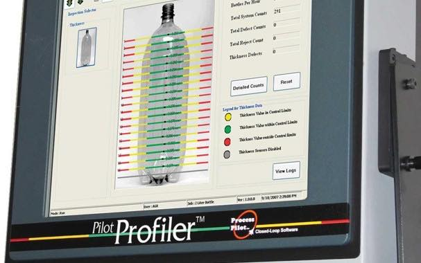 Updated Agr Pilot Profiler manages CO2 and water loss in PET bottles
