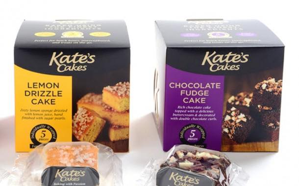 Kate's Cakes launch at Tesco