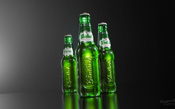 Cartils develops 'Swingtop'-inspired bottle for Grolsch