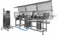Thermo Scientific Versa Teorema checkweigher for high-rate food can lines