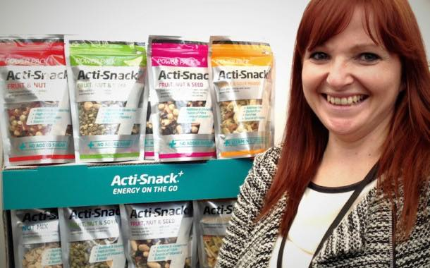 Podcast: Ann Woods from Acti-Snack on meeting the need for on-the-go protein