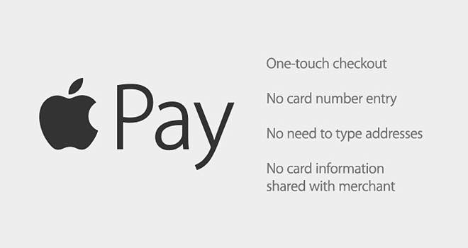 Apple Pay goes live on Monday 20 October