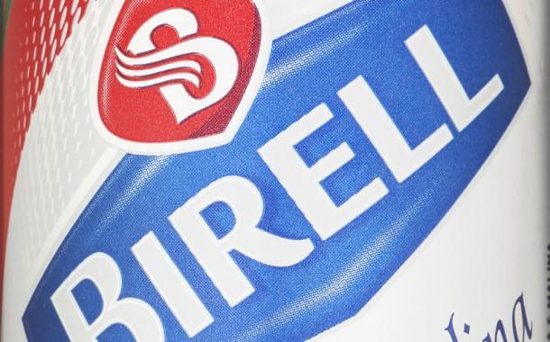 New design for SABMiller's Birell beer range by Rexam