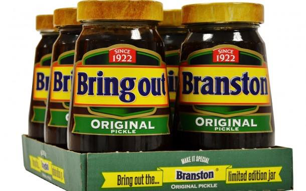 Mizkan aims to increase Branston basket purchase from one to two jars