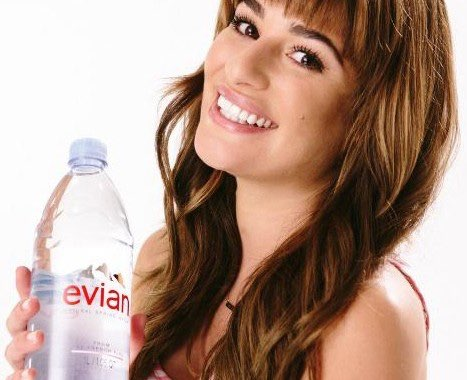 Evian partners with National Breast Cancer Foundation and Lea Michele