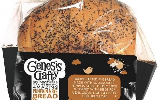 Genesis Crafty introduces range of Speciality Breads in Waitrose