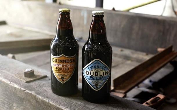 Guinness launches Dublin Porter and West Indies Porter