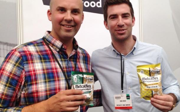 Podcast: Metcalfe's moves into savoury snacks