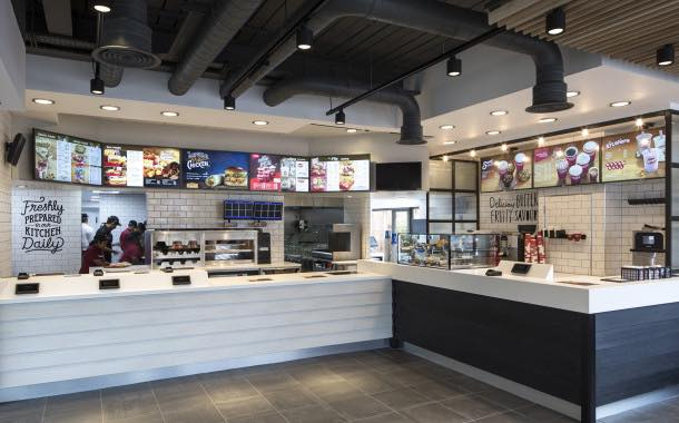 KFC concept store opens in Berkshire, with plans to renovate more in 2015