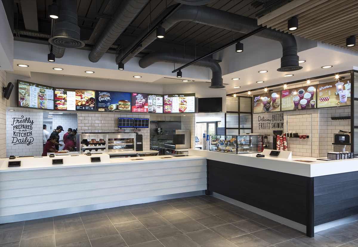 KFC concept store opens in Berkshire, with plans to ...
