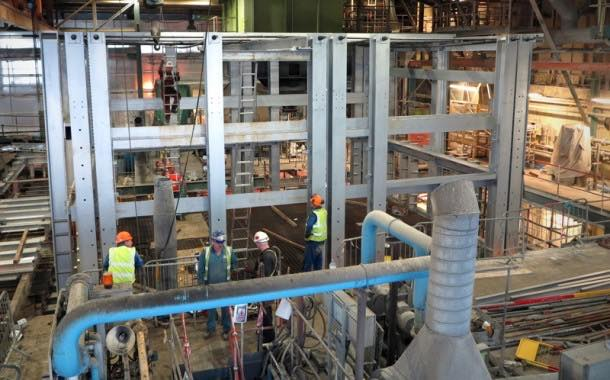 New amber glass furnace goes into production at Beatson Clark
