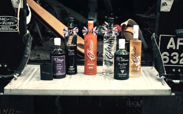 Chase Distillery plans strong overseas growth with support from Santander
