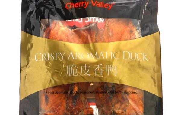 Cherry Valley launches new Crispy Aromatic Duck