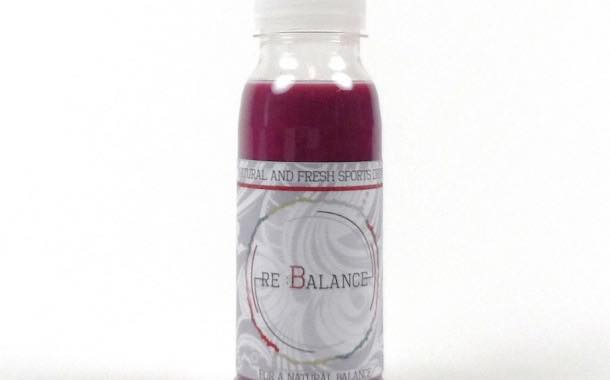 RE:Balance sports drink based on fresh whey