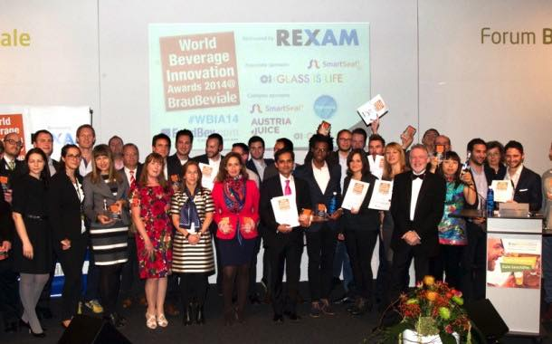 2014 World Beverage Innovation Awards @ BrauBeviale finalists and winners