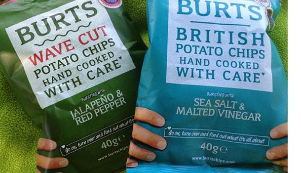 Burts Chips wins two Manufacturer of the Year Awards