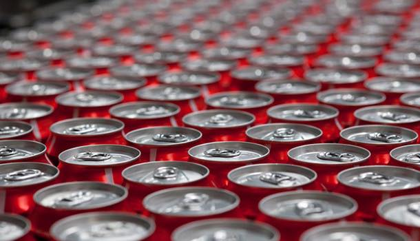 Coca-Cola Enterprises invests in new can line in Grigny, France