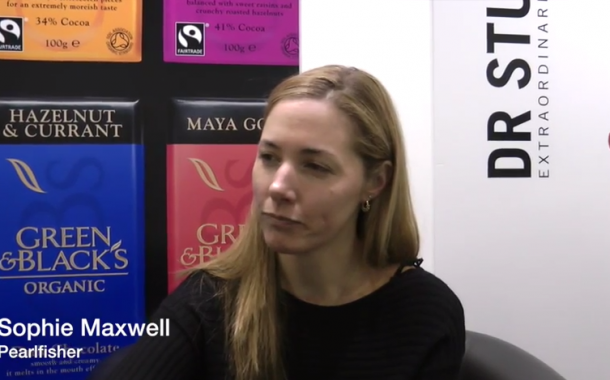 Interview: Pearlfisher's Sophie Maxwell and Shaun Jones talk about 'free from'