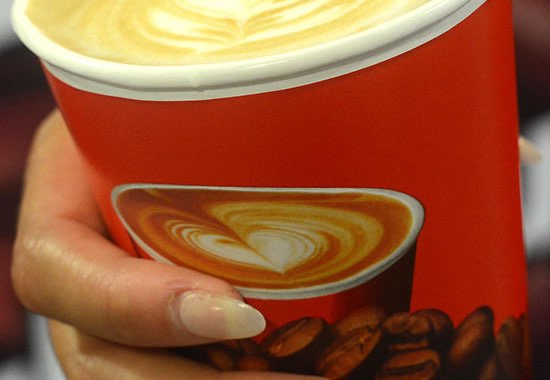 Survey: British coffee drinkers prefer Latte over Cappuccino