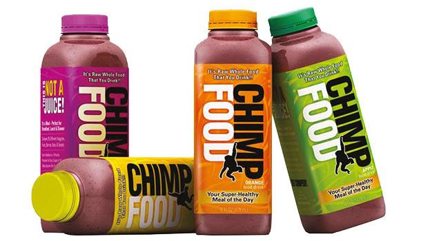 Chimp Food meal replacement drink
