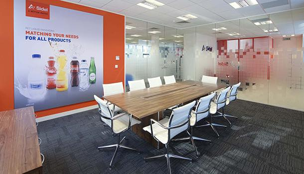 Sidel relocates UK office