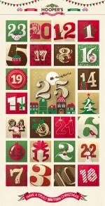 Hooper's launches 'brilliantly British' digital advent calendar