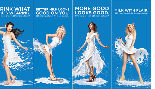 Fairlife ditches milk 'pin-up' advertising campaign