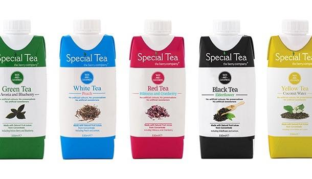 Special Tea by The Berry Company