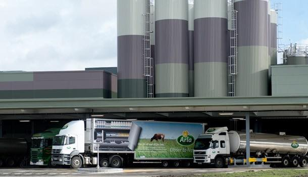 Arla Foods UK enjoyed 2014 growth, despite challenging trading conditions