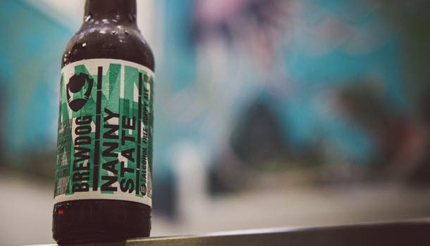 BrewDog gives designated drivers 15% off soft drinks in its bars