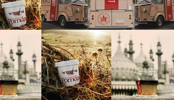 Pret a Manger launches travelling sampling campaign