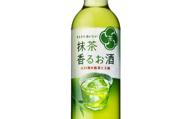 Suntory to launch green tea-infused liquor in Japanese market