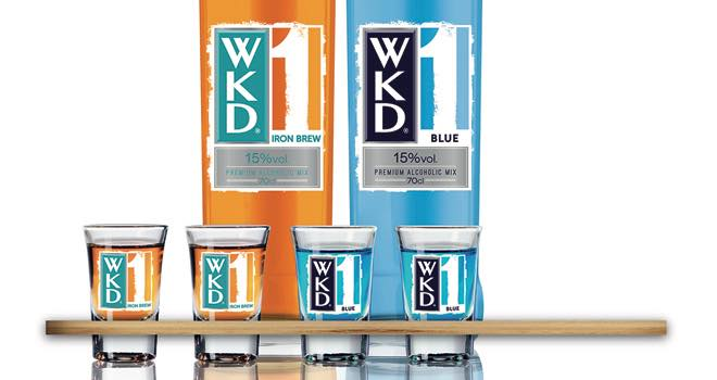 Wkd Launches Shot Drinks Inspired By Existing Product Range