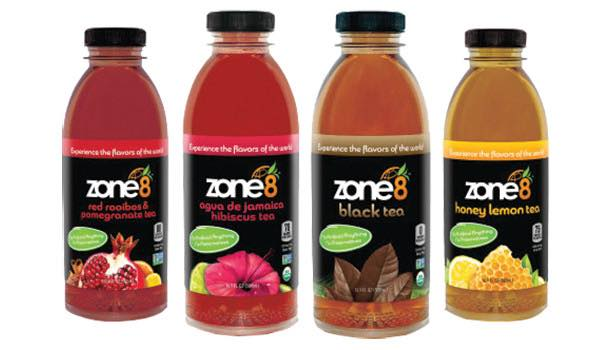 Zone 8 Beverages launches premium teas